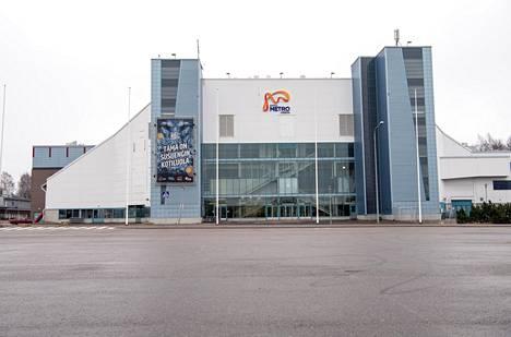 Kiekko-Espoo pelaisi ottelunsa Mestiksessä Tapiolan Metro-areenalla.