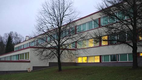Vantaankosken koulu keräsi reilu vuosikymmen sitten ikävää julkisuutta. Kuva vuodelta 2009.