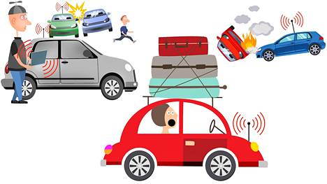 Trafin mukaan itsenäisesti ohjautuvalle autolle lupaa hakiessa oleellisinta on se, että auton käyttö on turvallista.