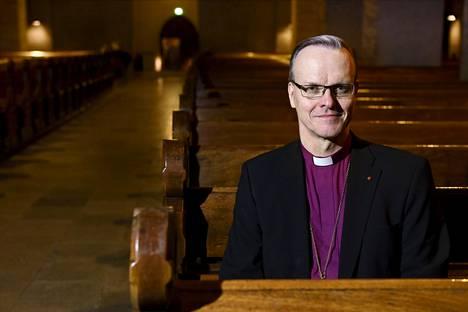 Tapio Luoma aloittaa Suomen evankelis-luterilaisen kirkon arkkipiispana kesäkuun alussa.