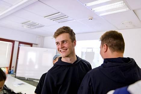 Immo Sipponen on valmistautunut koko kevään luokanopettajakoulutuksen pääsykokeeseen.