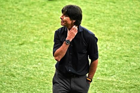 Algeria-ottelu jätti paljon parannettavaa Joachim Löwin joukkueelle.