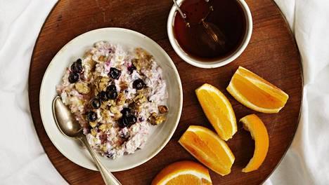 Ei lisättyä sokeria -merkintää näkee etenkin rahkojen, jogurttien, myslien ja murojen purkeissa.
