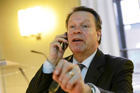 Ilkka Kanerva toimii Etyjin parlamentaarisen valtuuskunnan varapuheenjohtajana.