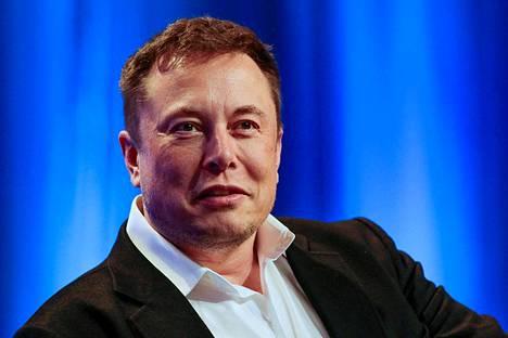 Elon Musk muuttaa Marsiin heti kun se on mahdollista, hän lupaa.