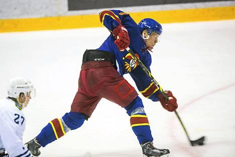 Syyskuun alussa KHL:ssä aloittavan Jokereiden pelipaitaa saattaa kauden aikana koristaa Turkin valtion mainoslogo.