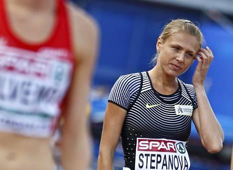 Julia Stepanova