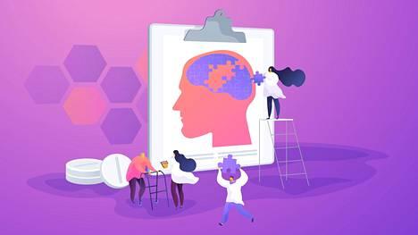 Dementian Ja Alzheimerin Ero