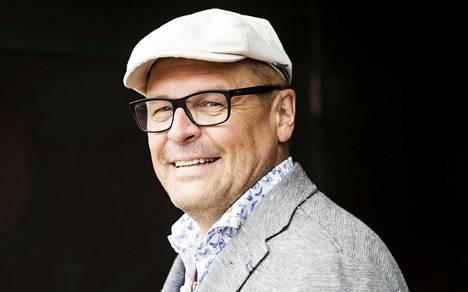 Sinisten kansanedustaja Matti Torvinen.