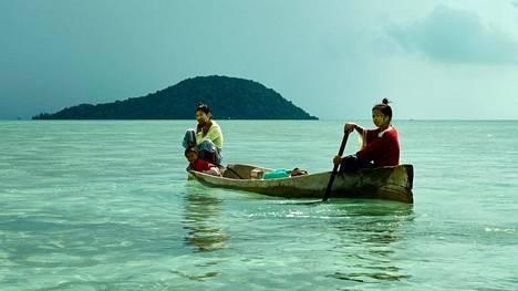 Bajau-kansaa kutsutaan viimeisiksi merinomadeiksi. He liikkuvat kalakantojen perässä.