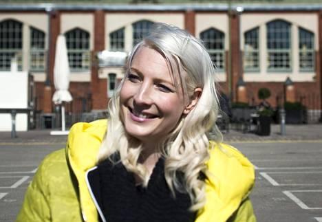 Laura Huhtasaari.