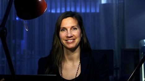 Teknologiayhtiö Ciscon tietoturva-asiantuntija Story Tweedie-Yates kävi Suomessa puhumassa kiristysohjelmien vaaroista.