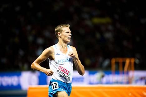 Estejuoksija Topi Raitanen on ollut yksi Suomen harvoja onnistujia yleisurheilun EM-kisoissa. Raitanen sijoittui 3 000 metrin estejuoksussa kahdeksanneksi.