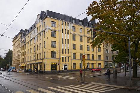 Helsingin Kalliossa on paljon pieniä asuntoja. Niiden vuokrat ovat usein korkeita.