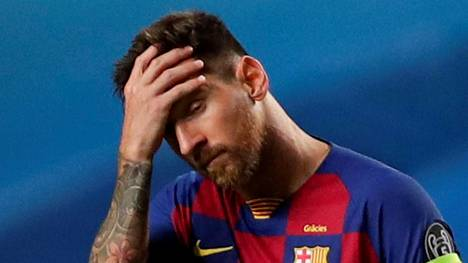 Lionel Messi koki kaikkien aikojen nöyryytyksen.