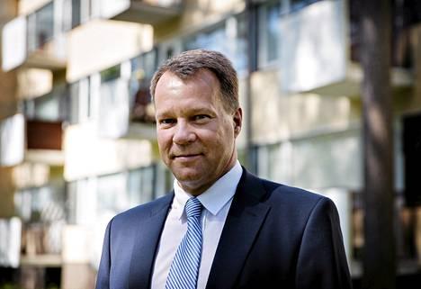 Espoon kaupunginjohtaja Jukka Mäkelä