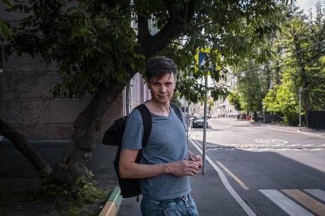 Muusikko Sergei Kortšagin ei aio osallistua äänestykseen.