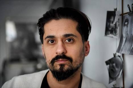 Elokuvaohjaaja Hamy Ramezan