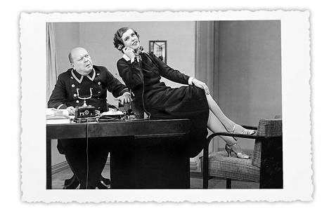 Ester Toivosen remmikengät Syntipukki-elokuvassa (1935) kelpaisivat nykykäyttäjällekin.