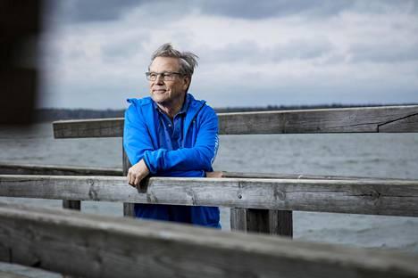 Risto Nieminen johti Olympiakomiteaa ja urheilun muutosta vuosia. Nyt hän siirtyy sivuun.
