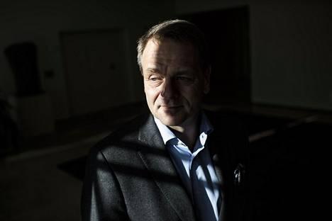 Keskustatunnelin kaatumisesta tuli arvovaltatappio pormestari Jan Vapaavuorelle.