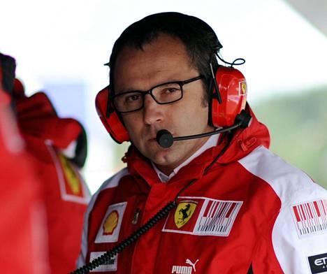 Huono alkukausi johti Stefano Domenicalin eroon Ferrarilta.
