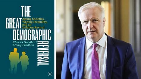 Lauantaivieras, Suomen Pankin pääjohtaja Olli Rehn.