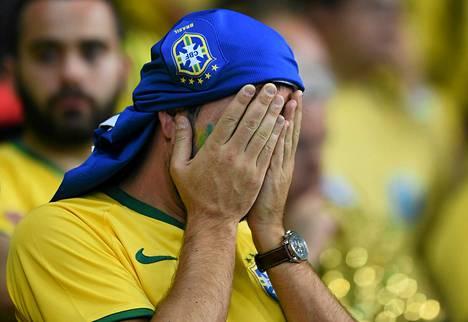 Brasilian kärsimällä nöyryyttävällä 1–7-tappiolla oli yllättävän laaja-alainen vaikutus.