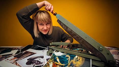 Emma Taulo on radiosarjoissaan perannut kansalliseepostamme Kalevalaa.