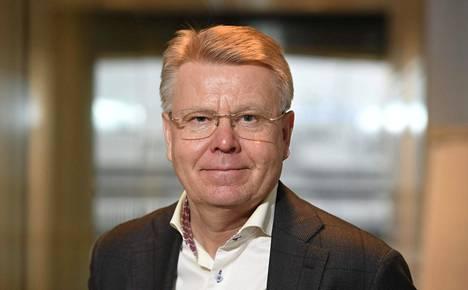 Elinkeinoelämän keskusliitto EK:n toimitusjohtaja Jyri Häkämies.