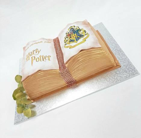 Harry Potter -kirjakakku.