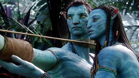 James Cameronin ohjaama Avatar ilmestyi vuonna 2009.