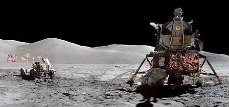 Apollo 17 saa ehkä ensi vuonna vieraita 45 vuoden hiljaiselon jälkeen.