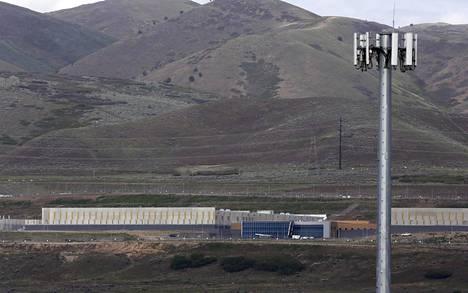 Yksi Yhdysvaltain turvallisuusviraston NSA:n tietojenkeruuyksiköistä sijaitsee Bluffdalessa Utahissa.