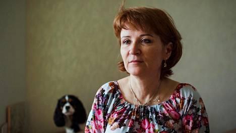 Tatjana Uspenskaja on viettänyt viime ajat koronakaranteenissa kotonaan.