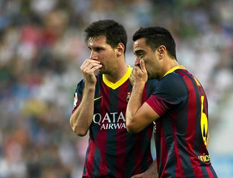 Lionel Messi, Xavi Hernandez ja muut Barcelonan supertähdet nähdään elokuussa Helsingissä.
