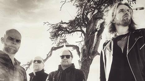Pekka ja Susi -yhtye vuonna 2019.