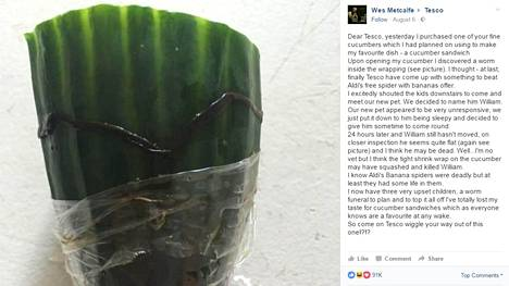 Facebookissa julkaistu kuva kurkusta löytyneestä kastemadosta on levinnyt verkossa. Somen myötä kuluttajan valta on kasvanut.