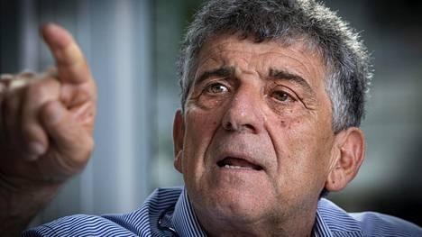 Lääkäri Pietro Bartolo valittiin europarlamentaarikoksi toukokuun EU-vaaleissa.