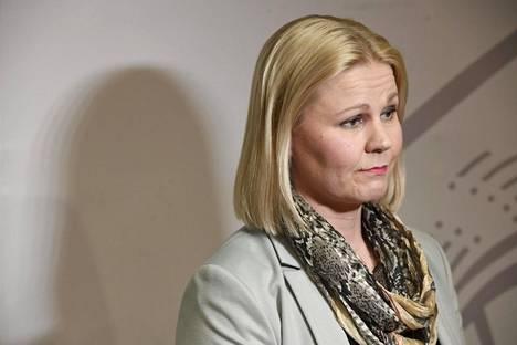 Rikoskomisario Sanna Springare sanoo, että rikoksen valmistelu ei näytä kohdistuneen merkittävässä yhteiskunnallisessa asemassa oleviin.