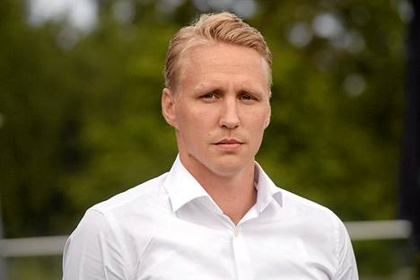 Veli-Matti Savinainen on ensi kaudella Tapparan mies.