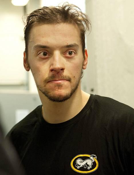 Juhamatti Aaltonen teki kaksi Jokerien neljästä maalista.