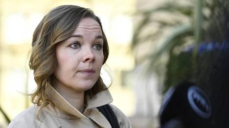 Katri Kulmuni (kesk) ilmoitti eroavansa valtiovarainministerin paikalta kesäkuussa.