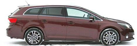 Ikisuosikki Toyota Avensis uudistui maltillisesti