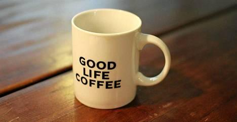 Good Life Coffee keskittyy Kolmannen linjan toimipisteeseensä.
