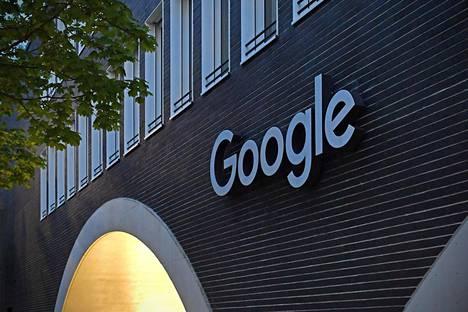 Googlen rakennus Münchenissa, Saksassa.