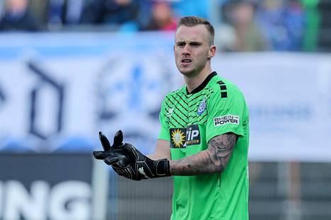 Mark Flekkenillä oli ikimuistoinen ottelu lauantaina Ingolstadtia vastaan.