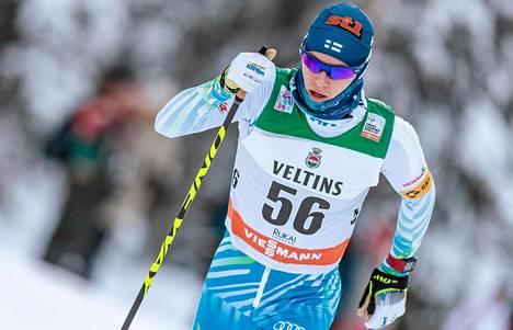 Matti Heikkisen paras saavutus Tourin kokonaiskilpailussa on 12. sija seitsemän vuoden takaa.