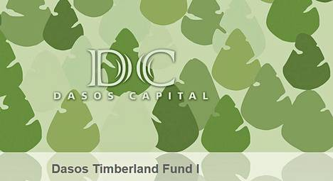 Dasos Timberland Fund I -rahaston kotisivu.