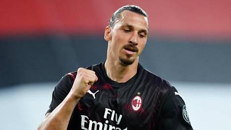 Zlatan Ibrahimović tuuletti keskiviikkona kahdesti maalin merkiksi, kun AC Milan kaatoi Sampdorian vieraissa maalein 4–1.